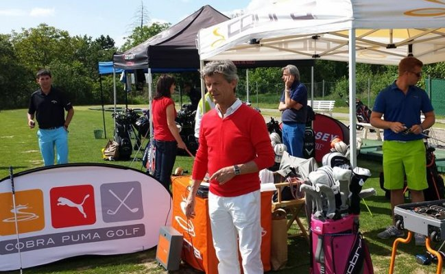 Fotogalerie: Golf-Demo-Day