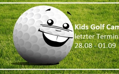 Golf Kids Sommercamp