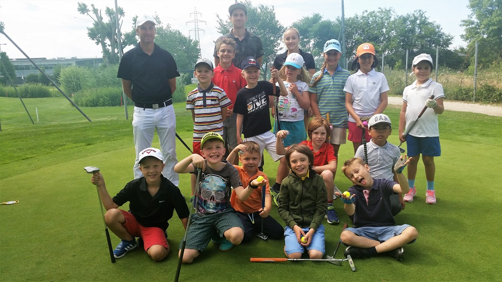 Golf Kids Camp – Juni 2017