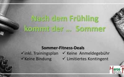 Fitness Aktion!