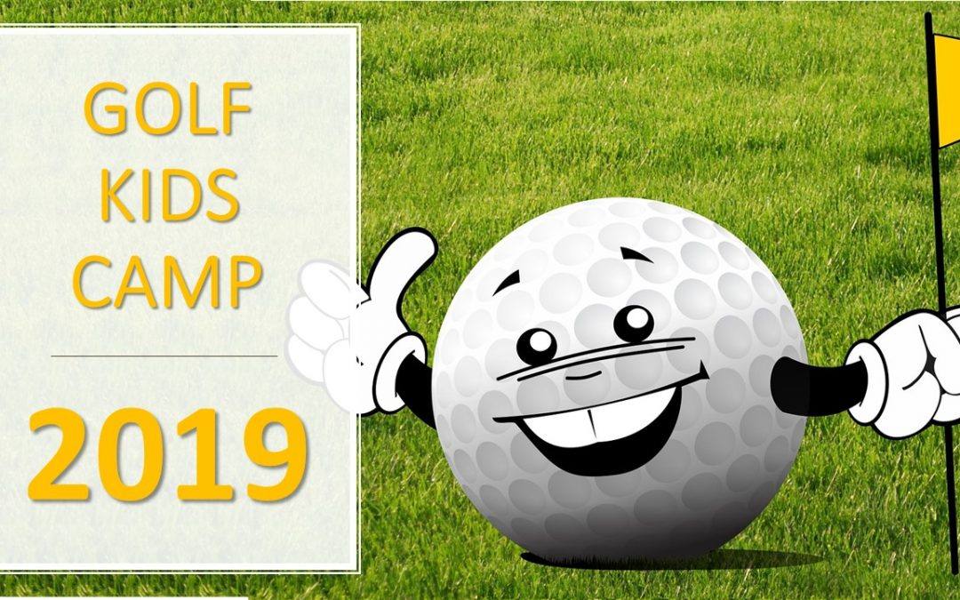 Golf Kids Sommercamp 2019