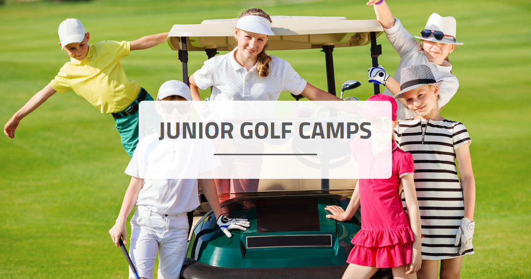Golf Kids Sommercamp 2020