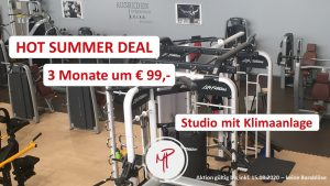 3 Monate Fitness zum Aktionspreis