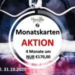4 Monate Fitness - AKTION